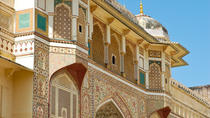 Private Tour: Amber Fort and Jal Mahal Including Jeep Ride , Jaipur, Private Sightseeing Tours