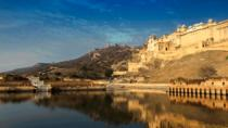 Private Tour: Jaipur Sightseeing Including Jantar Mantar, Amber Fort and Jeep Ride, Jaipur, null