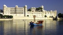 Sunset Boat Cruise on Lake Pichola in Udaipur with Private Transport, Udaipur, null