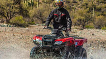 3 Hour Arizona Desert Guided Tour by ATV, Phoenix