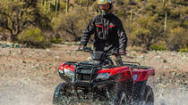3-stündige Arizona Desert Guided Tour von ATV, Phoenix, 4WD, ATV & Off-Road Tours
