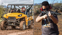 Sonoran Desert UTV Off-Roading and Shooting Adventure Combo, Phoenix, 4WD, ATV & Off-Road Tours