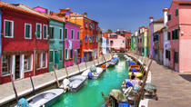 4-Hour Venice Lagoon Cruise: Murano Island and Burano Island, Venice, Day Cruises