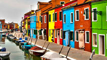 Murano, Burano, and Torcello Afternoon Lagoon Tour from Venice, Venice, Day Cruises