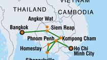 12-Day Tour Through Cambodia from Bangkok to Saigon, Bangkok, Multi-day Tours