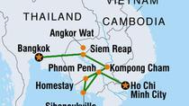 12 Days Basic Cambodia (from Bangkok to Saigon), Bangkok, Multi-day Tours