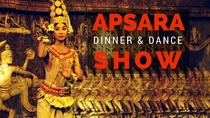 Apsara Show Dinner & Pubstreet - Night Market with tuk tuk transport, Siem Reap, Market Tours