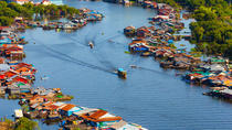 Private Tonlesap lake, Monk Blessing & Phare Circus show with Dinner, Siem Reap, Day Cruises