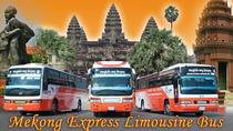 Sharing Bus Public Siem Reap to Phnom Penh, Phnom Penh, Airport & Ground Transfers