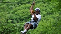 Mazatlan Canopy Zipline Tour plus Mezcal Tasting, Mazatlan, Adrenaline & Extreme