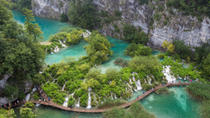 Split Super Saver: Diocletian's Palace Walking Tour plus Small-Group Plitvice Lakes Day Trip, ...