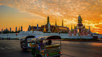 Bangkok Tuk Tuk Sunset Long-tail Night Lights, Bangkok, Night Tours