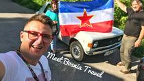 Yugoslav Classic Car Tour, Sarajevo, Classic Car Tours