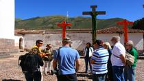 Awana Kancha and San Blas Tour from Cusco, Cusco