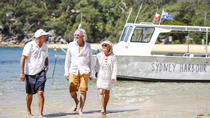 Small-Group Sydney Harbour Boat Tour with Beach Stops and Local Guide, Sydney, null