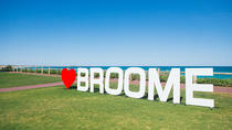 Discover Broome Town Tour, Broome, Air Tours