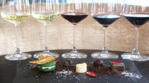 Dulces sentidos: maridaje de chocolate y vino, Hermanus, Chocolate Tours