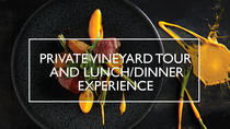 Private Vineyard Tour with a Lunch or Dinner Experience, Hermanus, Wine Tasting & Winery Tours