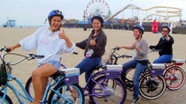 Santa Monica Private Tour by Electric Bike, Los Angeles, Half-day Tours