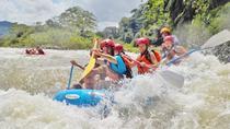Whitewater Rafting Class III on the Chiriqui Viejo River, Panama, Boquete, White Water Rafting