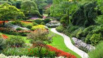 Victoria and Butchart Gardens Day Trip from Vancouver, Vancouver, 4WD, ATV & Off-Road Tours