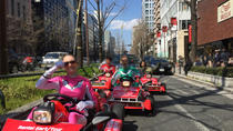 Osaka Go Kart Tour including Funny Costume Rental, Osaka, City Tours
