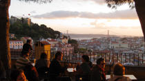 Private Tour: Lisbon Sunset Walking Tour with Fado Show and Dinner, Lisbon, null