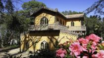 Sintra: biglietto Skip-the-Line per Chalet and Garden of the Countess of Edla, Lisbon, Attraction Tickets