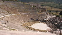 Kusadasi Shore Excursion: Private Tour to Ephesus including Basilica of St John and Temple of Artemis