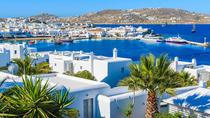 Mykonos Shore Excursion: Private Tour of Little Venice, Kalafati Beach and Panagia Tourliani ...