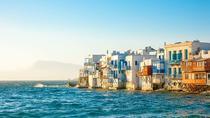 Mykonos Shore Excursion: Private Tour of Little Venice, Kalafati Beach and Panagia Tourliani Monastery
