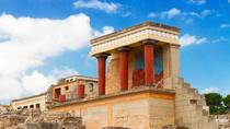 Private Tour to Knossos and Archaeological Museum or Shopping from Heraklion, Iraklio