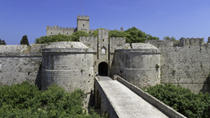 Rhodes Shore Excursion: Private Island Tour Including Filerimos and Rhodes Old Town, Rhodes