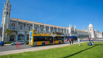 Belém Hop-On Hop-Off Bus Tour, Lisbon, Hop-on Hop-off Tours