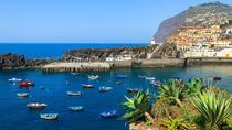 Câmara de Lobos Hop-On Hop-Off Bus and Cabo Girão Tour from Funchal, Funchal, Hop-on...