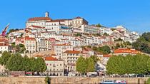 Coimbra Hop-On Hop-Off Tour and Mondego Cruise, Northern Portugal, Hop-on Hop-off Tours