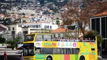 Funchal Hop-On Hop-Off Tour 3 in 1, Funchal