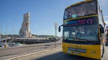 Hop-on hop-off tour Lissabon: 48-uurs ticket
