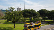 Lisbon Combo: Hop-On Hop-Off Tour with Four Routes Including Tram, Lisbon, Hop-on Hop-off Tours
