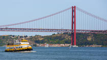 Lisbon Yellow Boat-rundtur med hop on hop off, Lisbon, Day Cruises