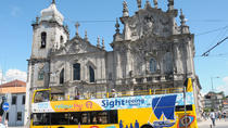Porto Hop-on-Hop-off-Tour mit optionaler Bootstour auf dem Fluss und Weinprobe, Porto