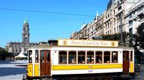 Porto Premium 3 in 1: Hop-On Hop-Off Bus, Tram Tour and Guindais Funicular, Porto