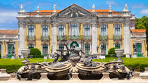 Sintra Royal Palaces Day Trip from Lisbon: Queluz Palace, Pena Palace and Pena Park, Lisbon