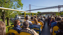 Tagus and Olisipo Hop-On Hop-Off Tour in Lisbon, Lisbon, Hop-on Hop-off Tours