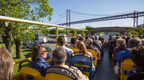 Tajo und Olisipo Hop-on-Hop-Off-Tour in Lissabon, Lisbon, Hop-on Hop-off Tours