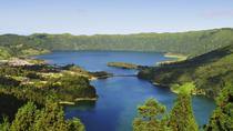 Tour hop-on hop-off di Sete Cidades da Ponta Delgada, Ponta Delgada, Hop-on Hop-off Tours