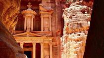Petra the Desert Rose & Wadi Rum Private 1 day Excursion, Amman, Day Trips