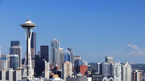 Seattle an einem Tag: Besichtigung mit Space Needle und Pike Place Market, Seattle, City Tours