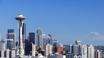 Seattle en une journée : visite touristique comprenant Space Needle et Pike Place Market, Seattle, Visites de la ville