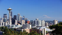 Seattle in One Day: Sightseeing Tour inclusief Space Needle en Pike Place Market, Seattle, Stadstours